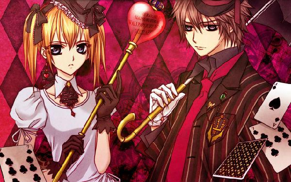 吸血鬼骑士之玖兰公主_吸血鬼骑士不是公主