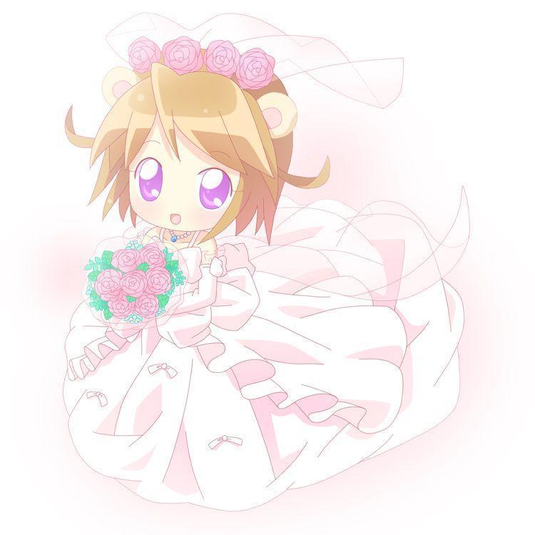 双子星公主画动漫人物