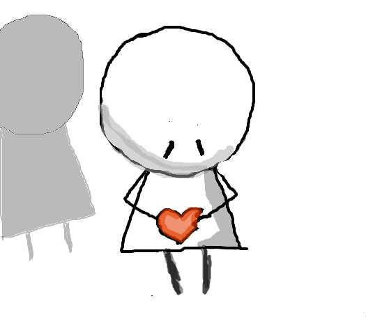 动漫 简笔画 卡通 漫画 手绘 头像 线稿 525_455