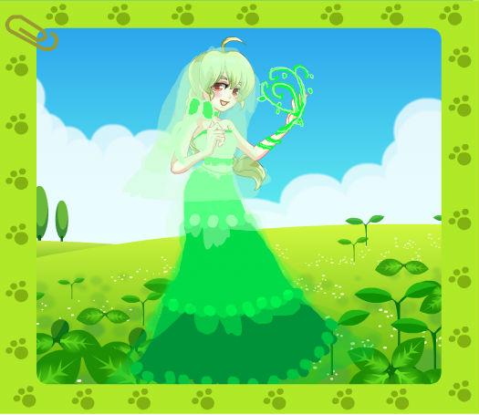 春之女神 女神系列4