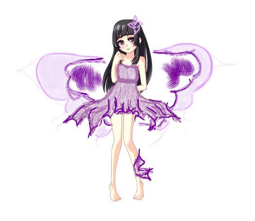 守护甜心之紫蝶仙子 守护甜心之紫蝶冰梦 守护甜心之紫蝶琉璃