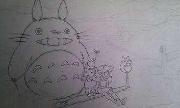 龙猫简笔画图片大全_龙猫 笔画 大全_龙猫图片_龙猫 笔画_龙猫图片