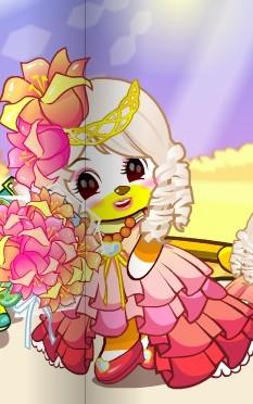 奥比岛里,梦幻国度的公主那个最漂亮?