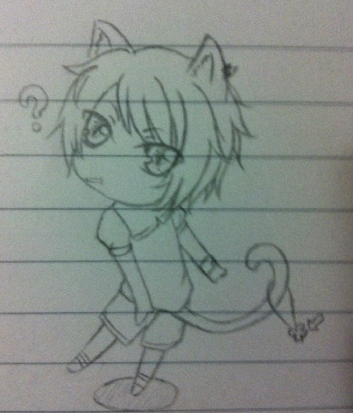 【手绘】萌猫一堆