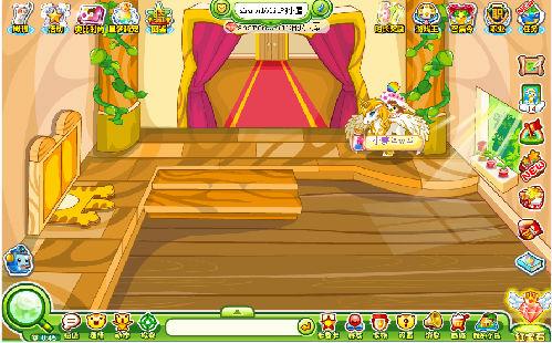 奥比岛美丽的房型,不看后悔