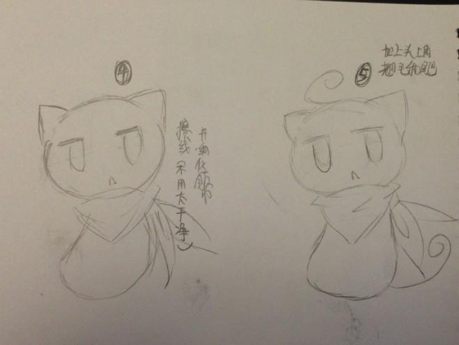 【黑猫】黑猫的手绘教室(1)
