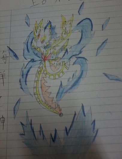 火焰之神—拉克纳斯: 海洋之神—波塞冬: 森林之神—诺克斯: 好了~发