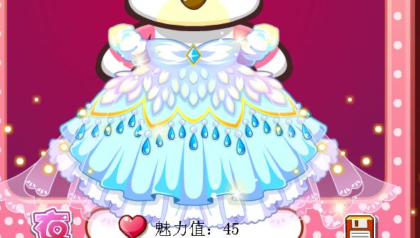 【琉璃】奥比岛里那些公主范儿的衣饰