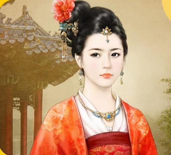 【图楼】十二星座古装美女