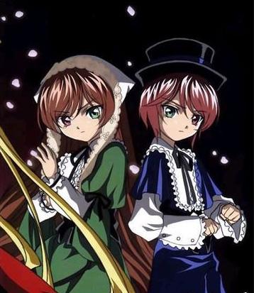 动漫作品中的双胞胎