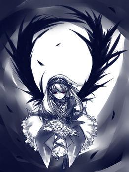 白羊座——水银灯《蔷薇少女》;图片