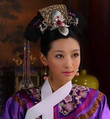 【米粒】甄嬛传几位娘娘小主的发饰.图片