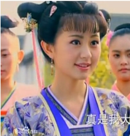 【傲雪】蓝衣女子古装集锦