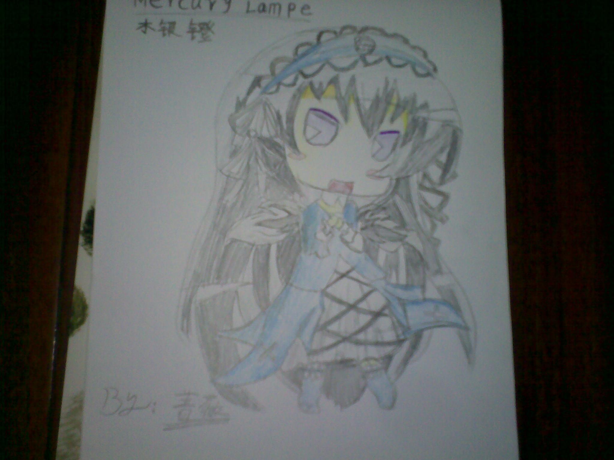 【星羽】手绘图片