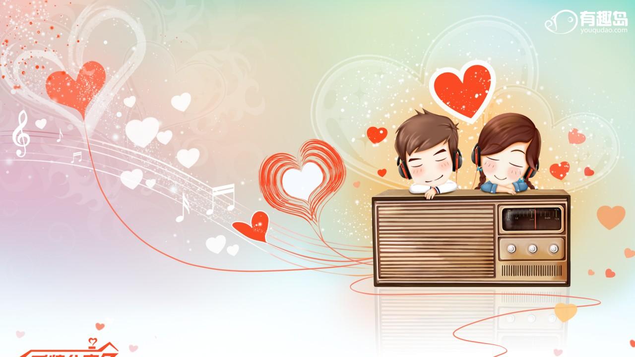 【转】爱情公寓3壁纸