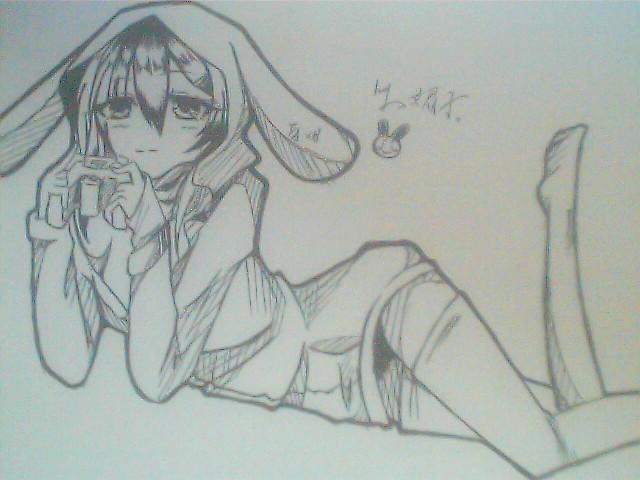 兔子拟人图图片大全 百田卡通小兔子拟人化