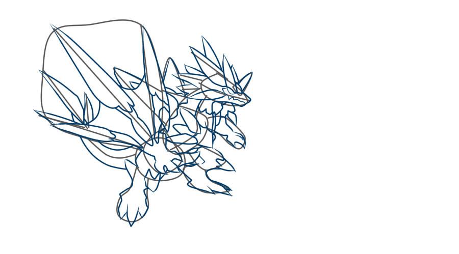 简笔画 设计 矢量 矢量图 手绘 素材 线稿 900_499