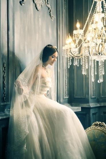 【墨子】12星座最唯美婚纱,戳中你的心坎了,有木有?