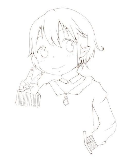 【小信】发画画