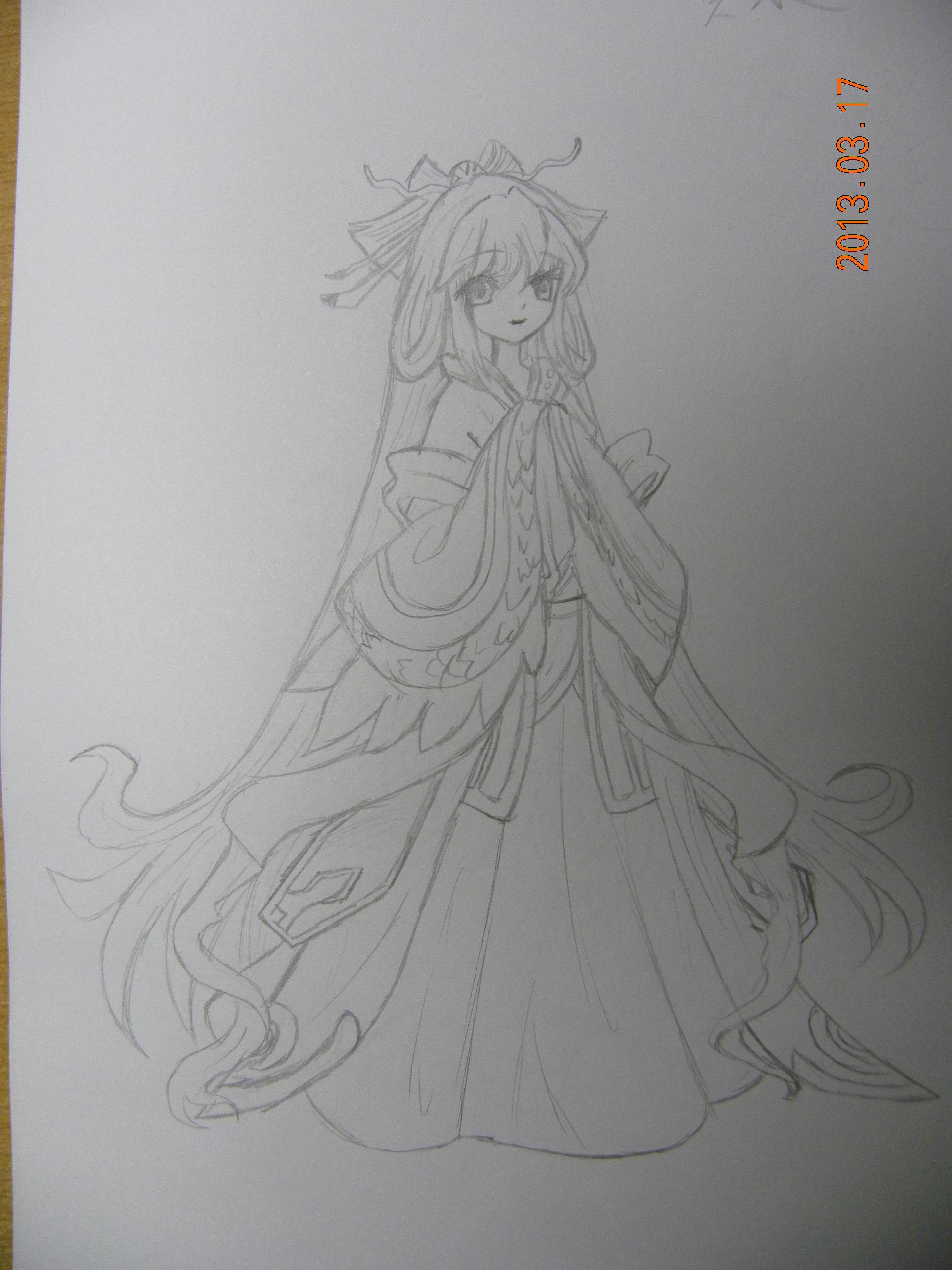 【红莲シャナ】手绘美图精品屋