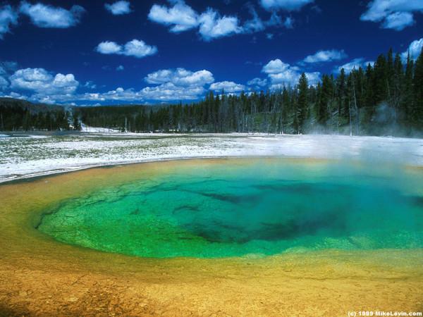 你一辈子可能看不到的美景 世界上最美的地方