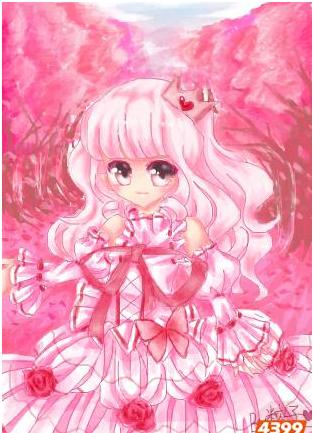 【设定游戏】参见公主殿下&樱桃送粉丝!_百田奥比岛圈