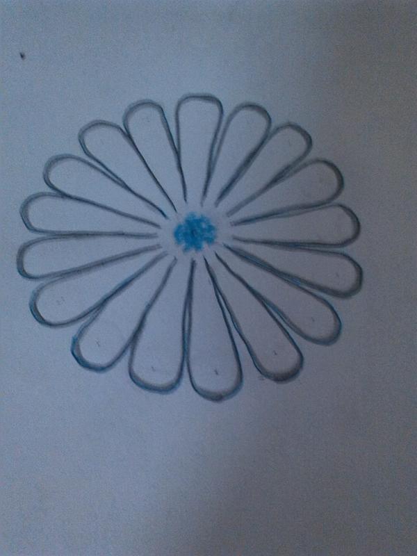 用圆规画出美丽图形_圆规画出的图形;