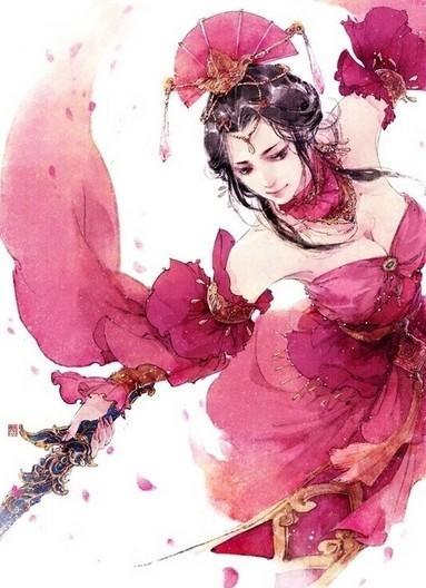 温婉,沉静 擅长:琴棋书画,舞蹈舞剑,吟诗赋词 芳龄:16 家室:异国公主