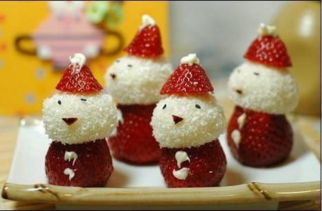 各种诱人,可耐精致的小甜点撒!