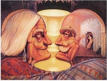 你能看到几张脸?