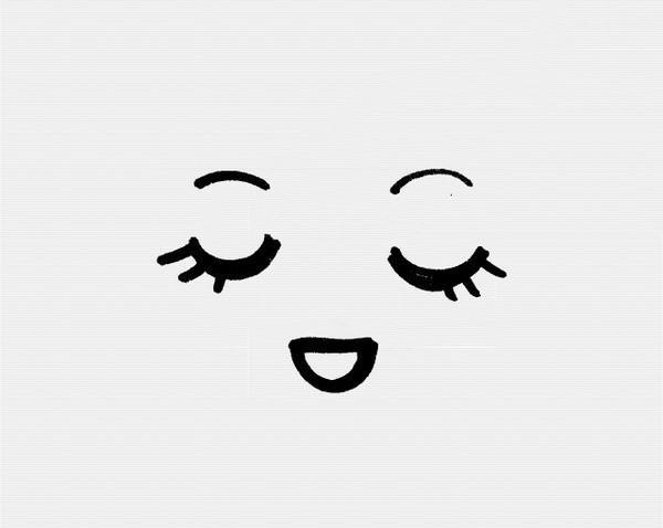 [转]可爱手绘表情