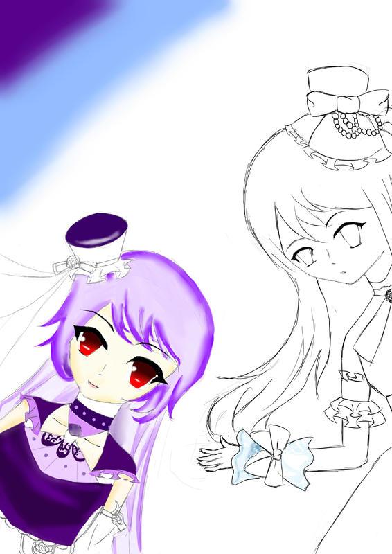 【smile】彩铅手绘
