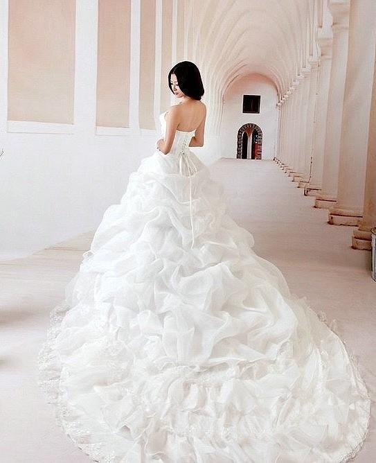 婚纱最美_十大最美婚纱图片