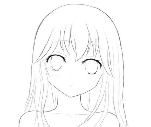 【孩纸】动漫人物眼睛画法(慎入)