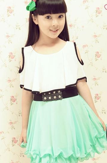 10:08卞白贤;+13岁女童装夏装新款11大童女装