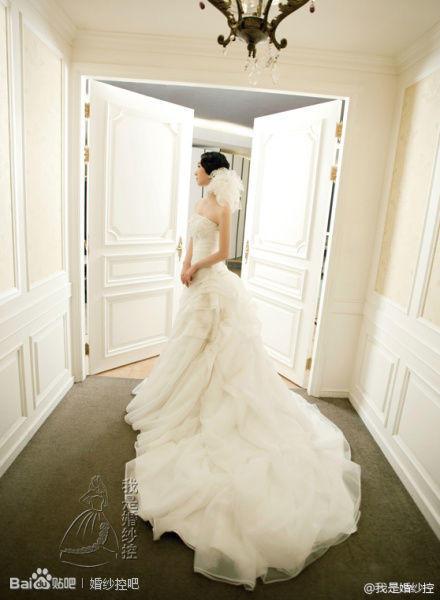 婚纱 婚纱照 440_600 竖版 竖屏