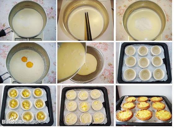 【转】diy手工甜品制作