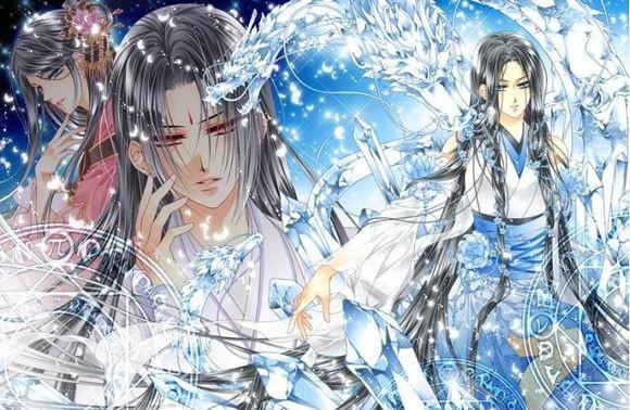 【阿茶】各种公主志的美腻插画
