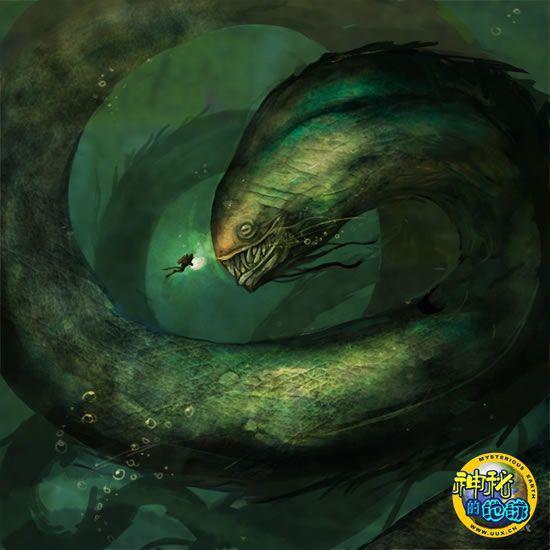 深海恐惧症测试图