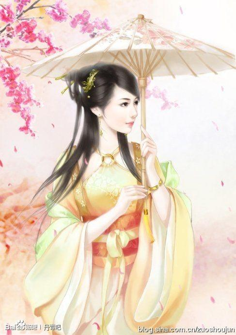古代公主丹青图片相关图片展示_古代公主丹青图