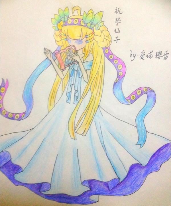 手绘星座(新人)