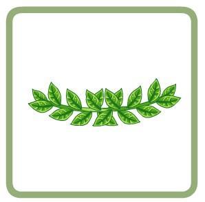 奥比岛粉丝圈 奥剧攻略 > 话题页   用树叶编织的简单清新的头环