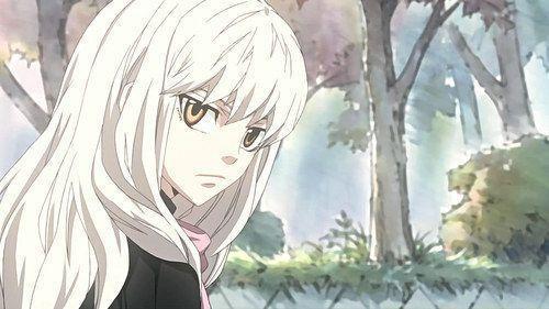 十大最极品的白发美少女~