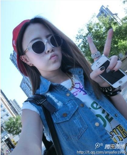 我是吴世勋的女朋友安