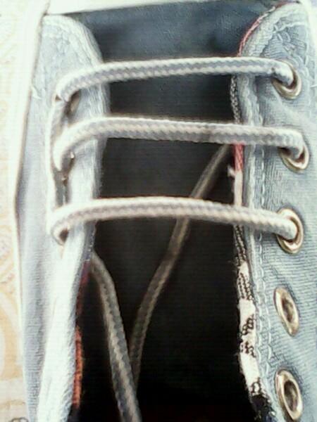 [exo鞋带系法]