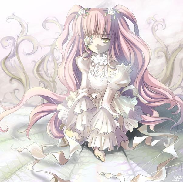 蔷薇少女美图~ 蔷薇少女圈