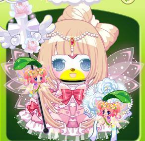 可爱公主守护神,炫舞公主皮鞋,幽幽公主十字架,时尚蝴蝶结长发,炫舞