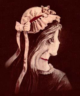 你看到女孩还是巫婆