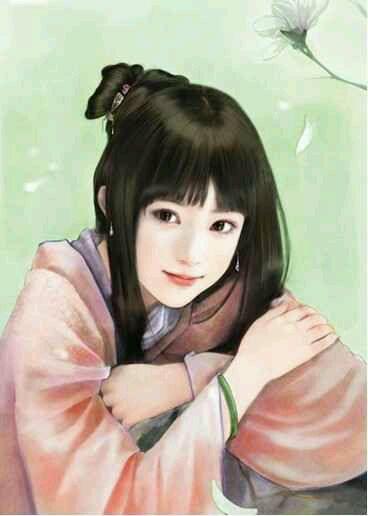 【丹青】古代女子丹青
