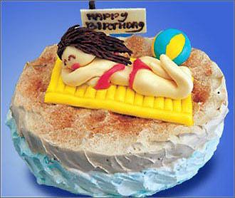 【殇】吃货快来 真假难辨的奇特蛋糕 你看得出来么?